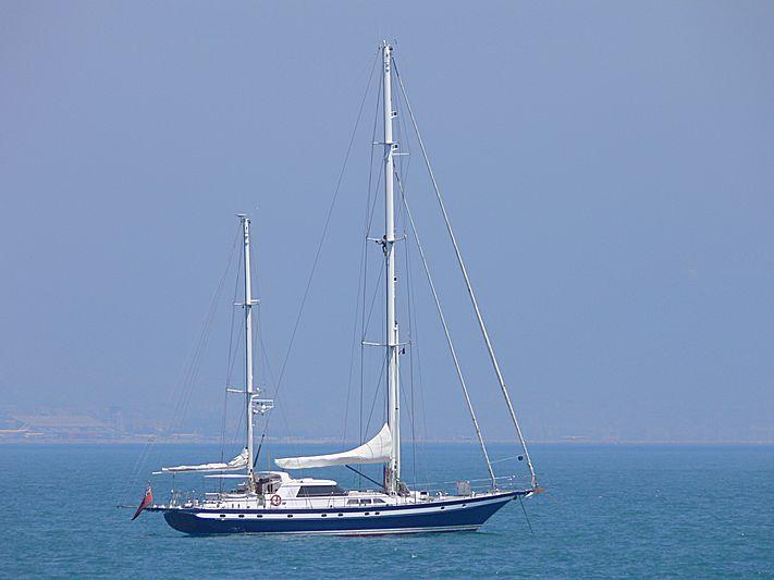 SOLAIA yacht Jongert