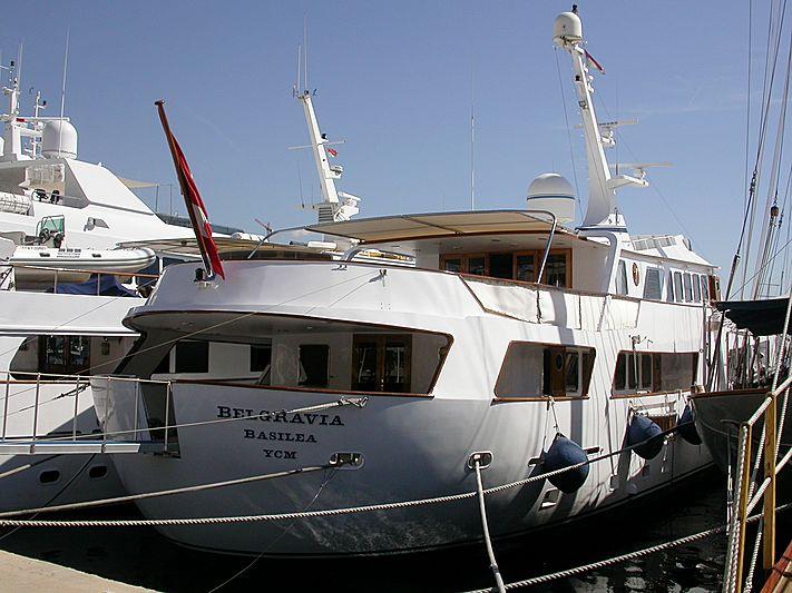 MONTECRISTO yacht Astilleros Armon
