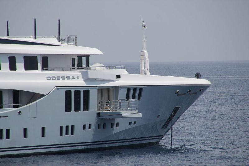 Odessa II in Saint-Jean Cap Ferrat