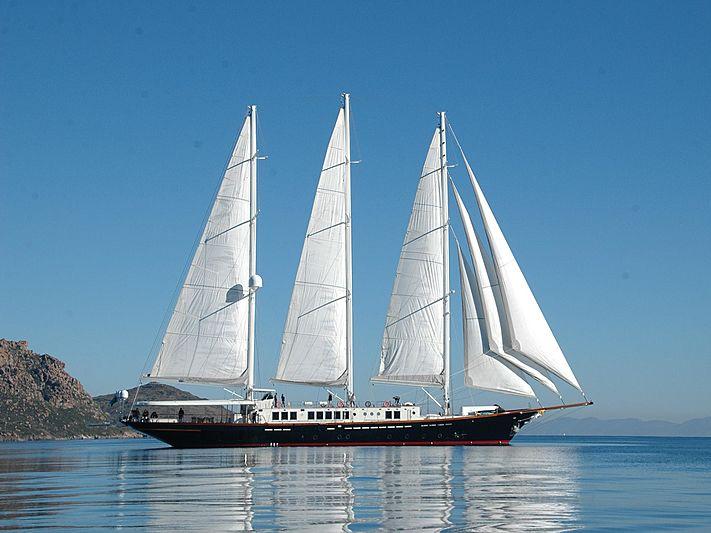 HAZAR YILDIZI yacht Aegean