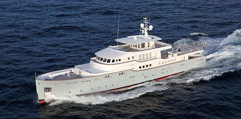 Elisabet yacht