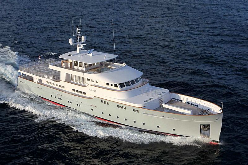 ELISABET yacht Ocea