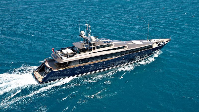 Loretta Anne yacht