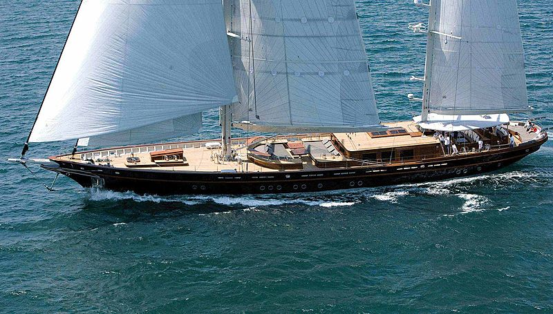 ROXANE yacht Su Marine