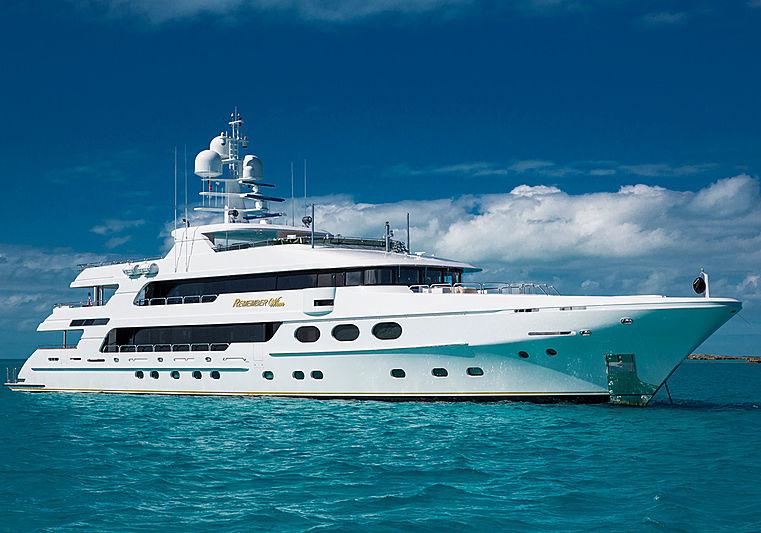 REMEMBER WHEN yacht Christensen