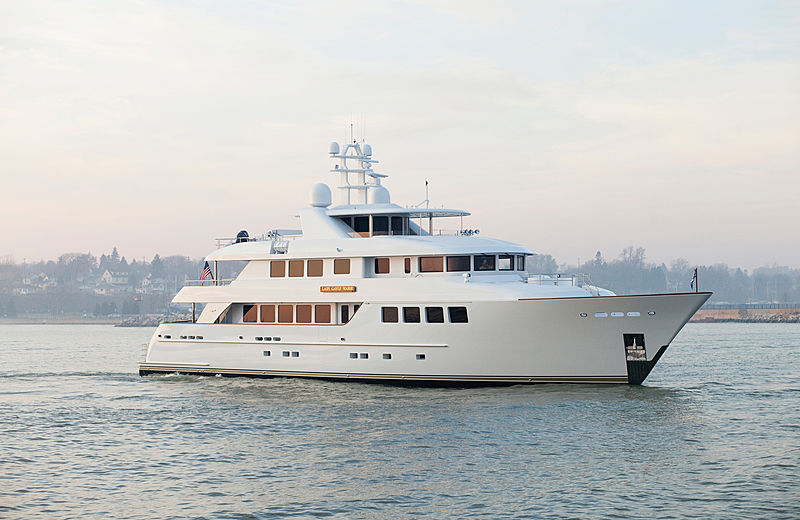 Lady Gayle Marie yacht