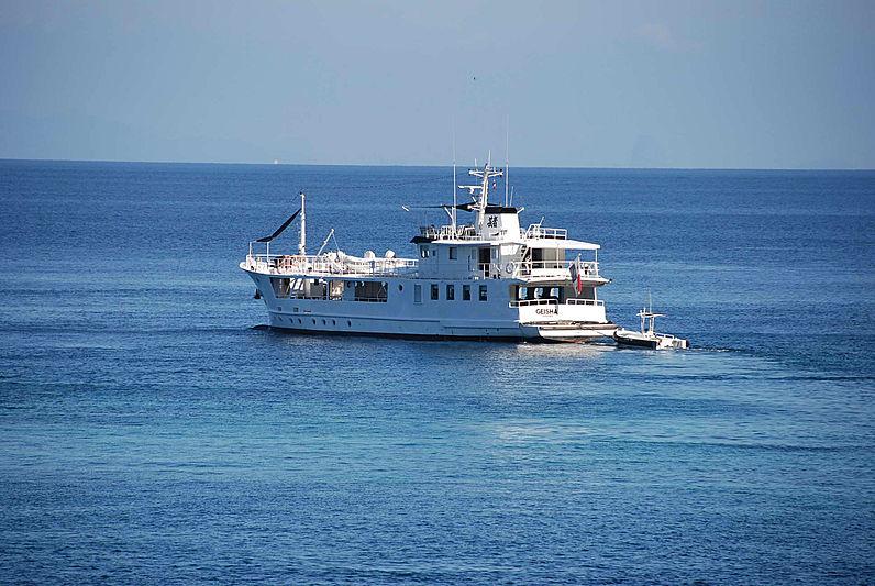 GEISHA  yacht Unknown