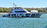 Wild Child Yacht Hatteras