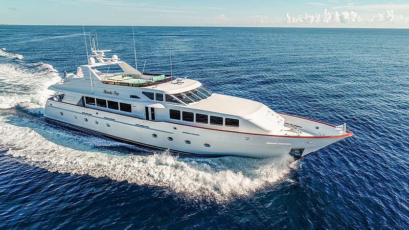 Trinity yacht Marsha Kay