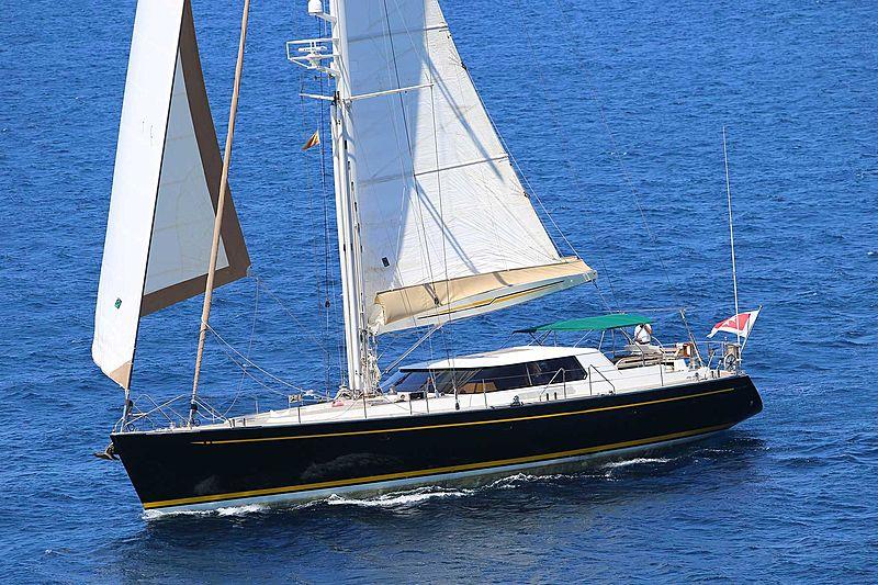 CHARISMA NOVA yacht Jongert