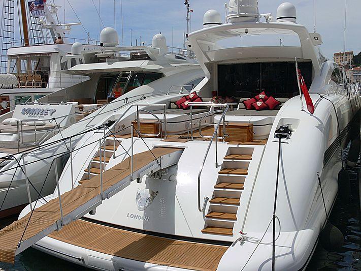GAGAGRIS yacht Overmarine
