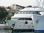 Royal Flush yacht in Antibes