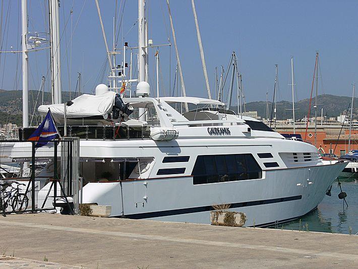 GAUDEAMUS yacht Greenbay Marine Pte Ltd.