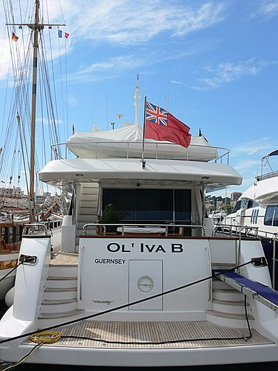 OL'IVA B yacht Falcon
