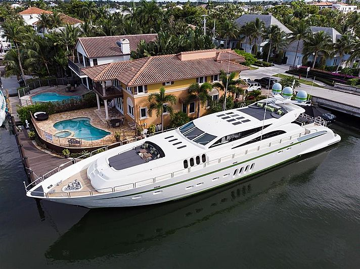 Leopard 34m yacht Encore