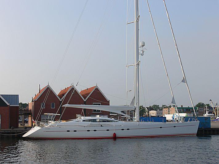 SUNLEIGH yacht Jongert
