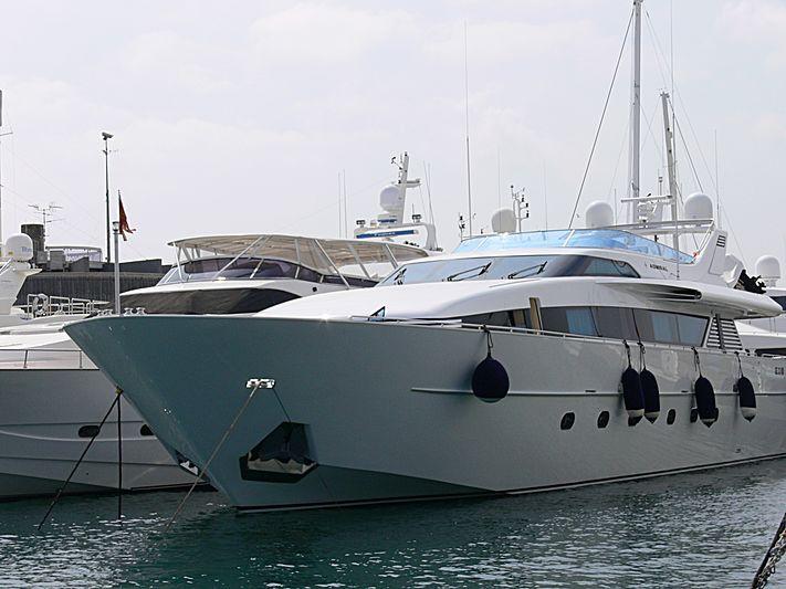 GITAN yacht Admiral