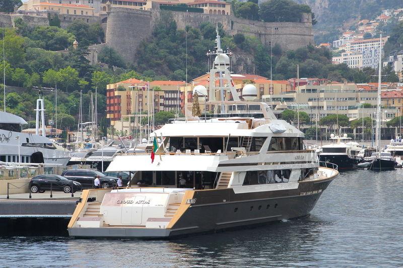 Cloud Atlas in Monaco