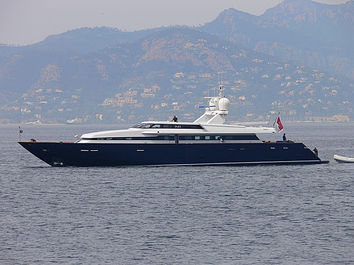 PARI yacht Alucraft