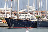 Principessa Vaivia yacht in Porto Cervo