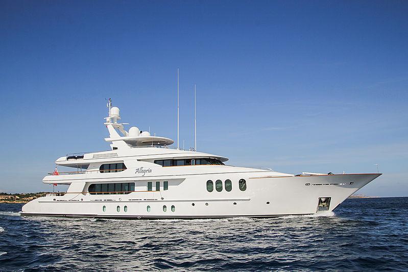 AMICA MEA yacht Hakvoort