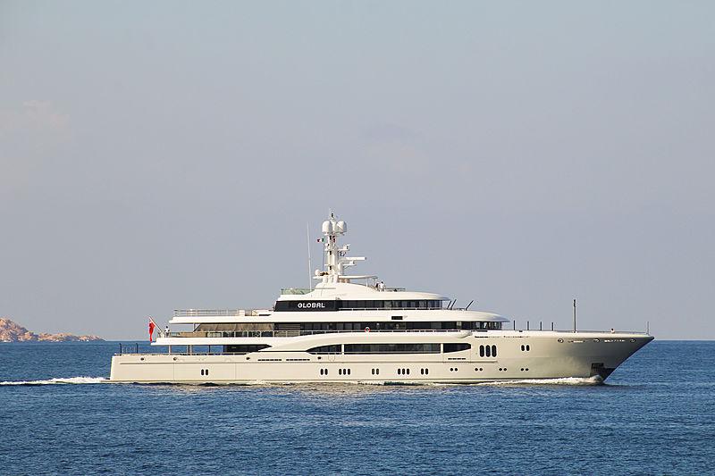 GLOBAL yacht Lürssen