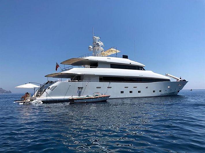 MR. MOUSE yacht Avangard