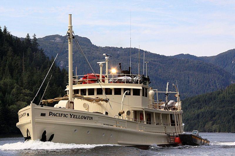 PACIFIC YELLOWFIN yacht Billings Shipyard