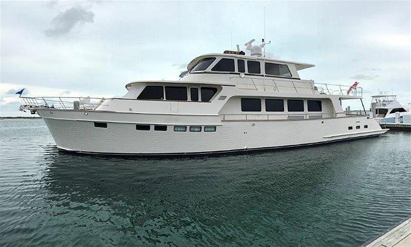 GRACIE yacht Marlow