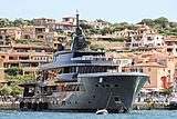Atlante yacht in Porto Cervo