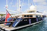 Galileo G yacht in Porto Cervo