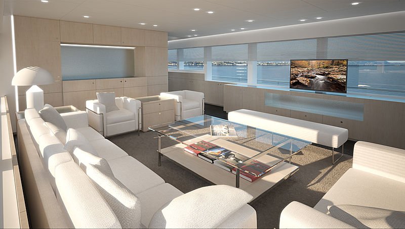 Jangada 2 yacht design