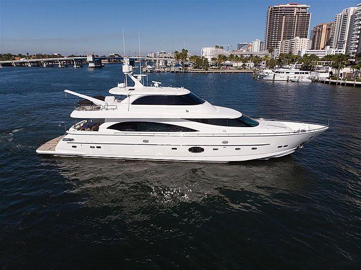 SILVANA yacht Horizon