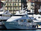 Sun Ark yacht in Nice