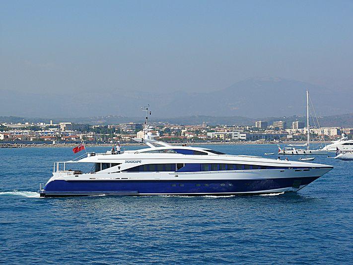 HASHTAG yacht Heesen