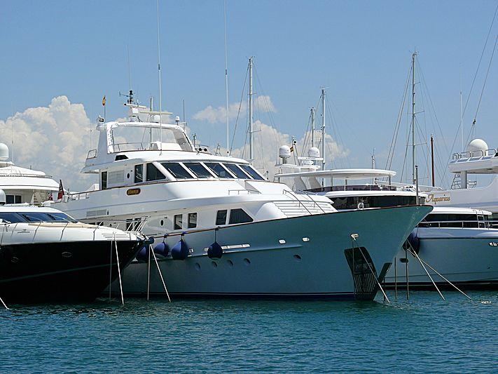 ALDONZA yacht Astilleros de Mallorca S.A.