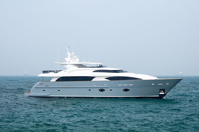 Horizon RP120 Muses yacht