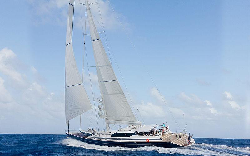 SEAQUELL yacht Alloy