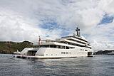 Eclipse Yacht 2010
