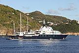 Le Grand Bleu Yacht Luciano Di Pilla Design