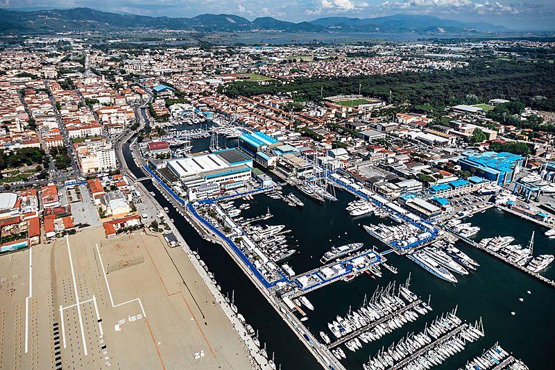 Versilia Yachting Rendezvous in Viareggio