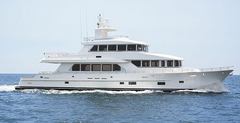 KAYTOO yacht Paragon Motor