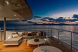 Silver Fox Yacht Baglietto