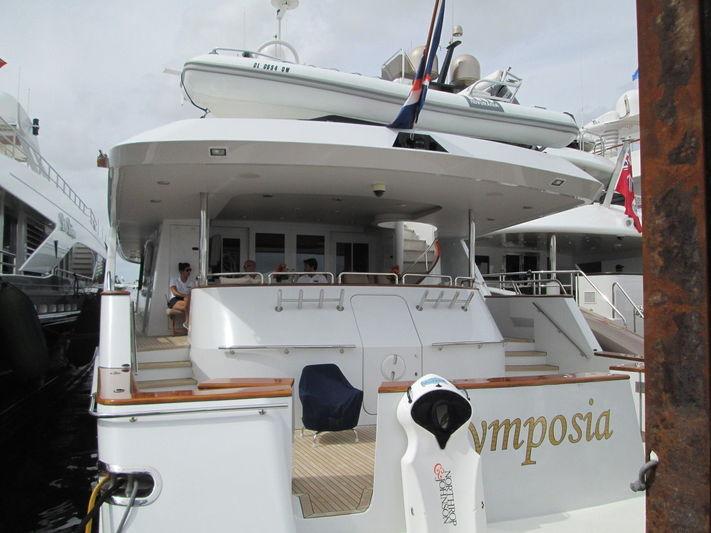 AVRAM ROSE yacht Sovereign