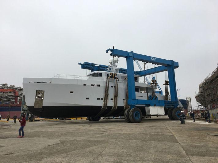 HIGHLIGHT  yacht Tansu