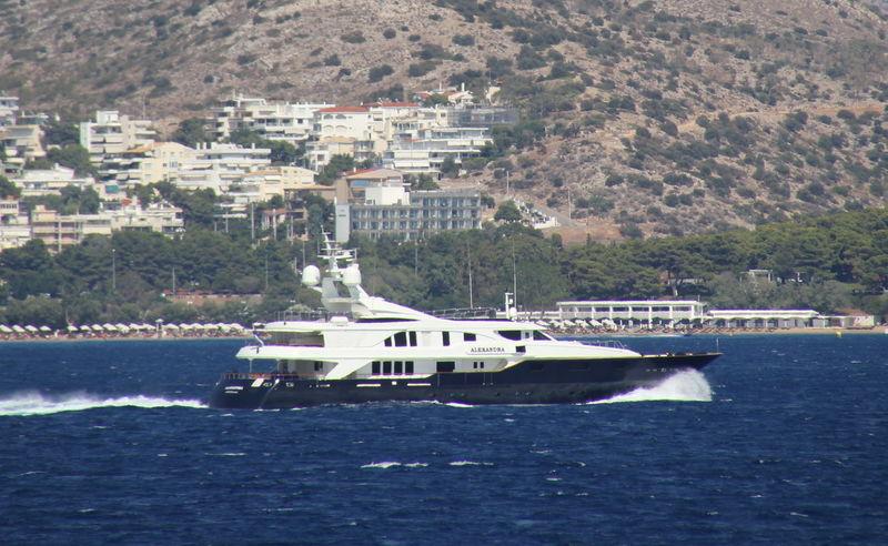 ALEXANDRA yacht Benetti