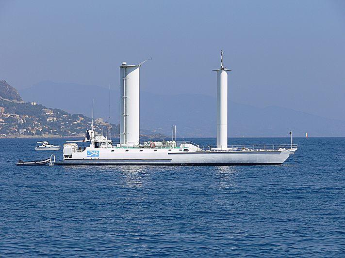ALCYONE yacht Ateliers et Chantiers de La Rochelle-Pallice (ACRP)