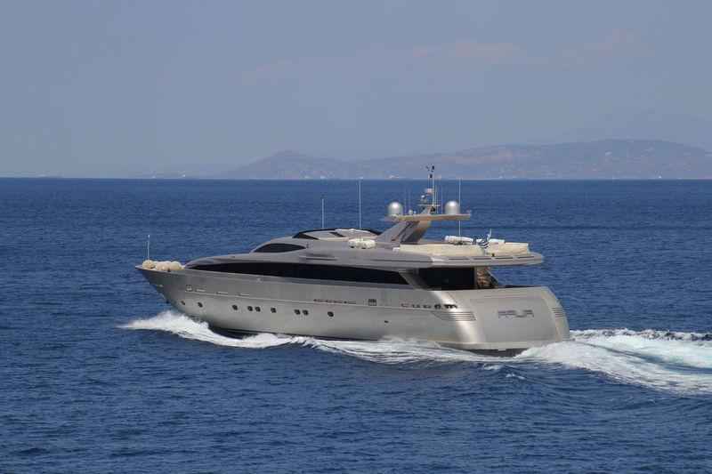 MADO yacht Admiral