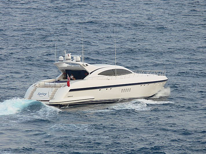 FREE SPIRIT  yacht Overmarine
