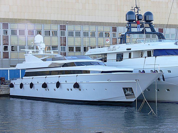 Abrouq yacht in La Ciotat
